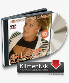Silvia Klimentová: Neskrotná láska
