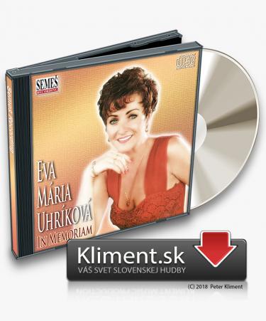 Eva Mária Uhríková: In Memoriam