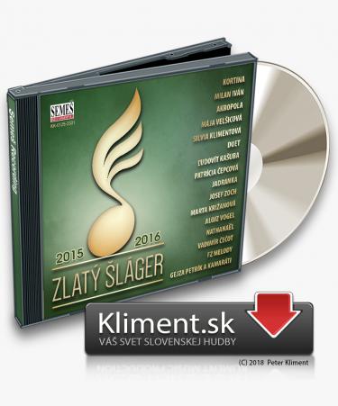 Zlatý Šláger: Výber 2015-2016