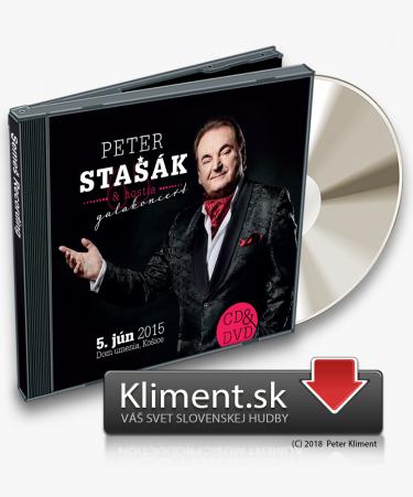 Peter Stašák a hostia: Galakoncert