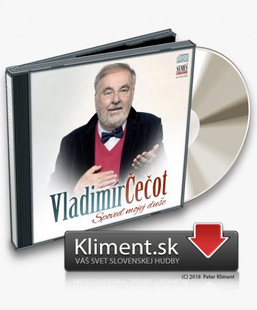 Vladimír Čečot: Spoveď mojej duše
