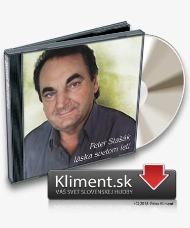 Peter Stašák: Láska svetom letí