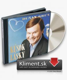 Dušan Grúň: Kúsok lásky
